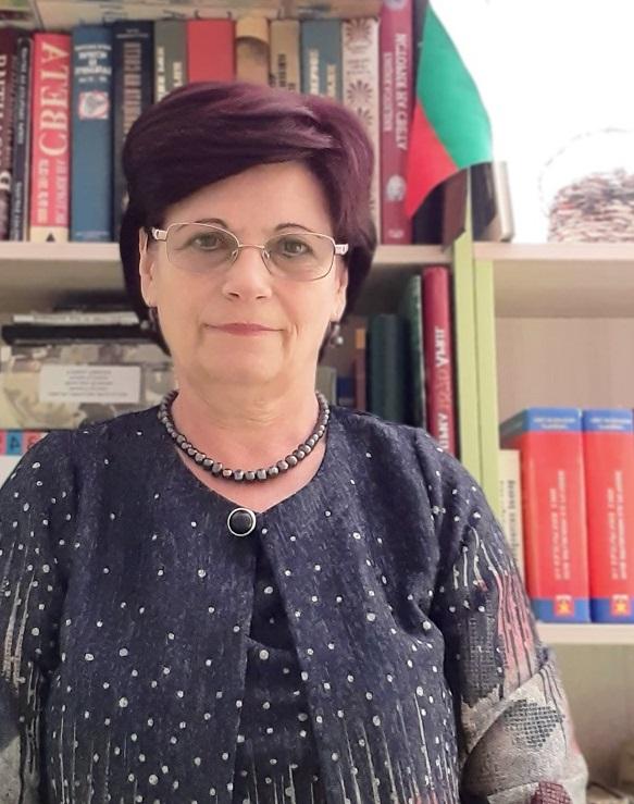 Галина Кривчева