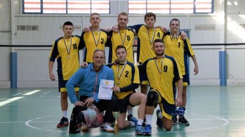 Градско първенство по волейбол 2018