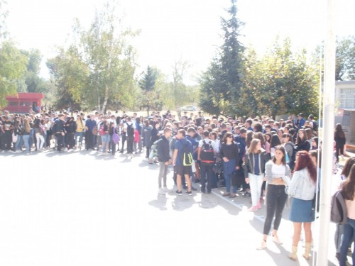 Европейския ден на спорта в училище