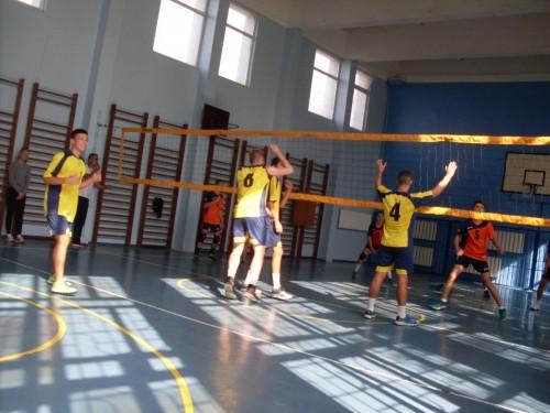 Спортен турнир по повод юбилея на гимназията